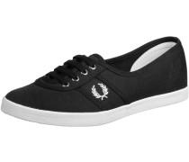 Aubery Twill W Schuhe schwarz
