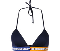 Triangle Fixed Bikini Oberteil Daen blau