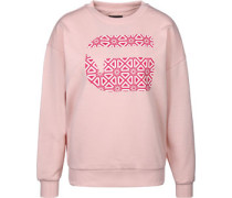 Rc oluva os r W Sweater Damen pink