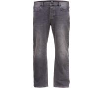 Pensacola Straight Jeans Herren grau EU