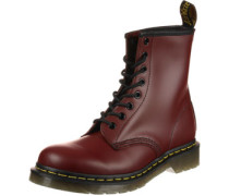 1460 Smooth Stiefel weinrot EU