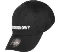 Heritage 86 Do You Know Herren Cap schwarz