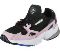Falcon W Schuhe schwarz pink
