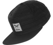 La Brand Snapback schwarz