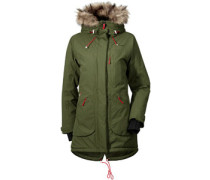 Nancy W Parka oliv