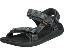 Terra-Float 2 Universal Outdoor-Sandalen Herren schwarz grau