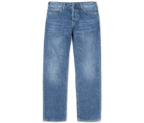 Marlow Edgewood Jeans bleu ture stone