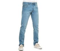 Spider Tapered Herren Jeans blau