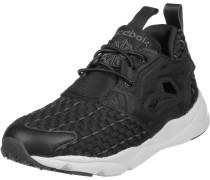 Furylite New Woven Damen Schuhe schwarz