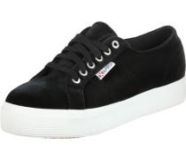 2730 Polyvelu Schuhe schwarz