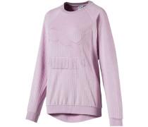 Downtown Structured Damen Sweater pink