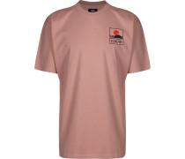 unet On Mt Fuji Herren T-hirt pink