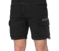 Crew Herren Shorts schwarz