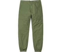 Marhall Non Denim Pant Hoe rover green rined rover green rined