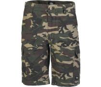 New York Herren Shorts camouflage