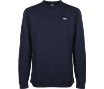 Crew Flc Club Sweater blau EU