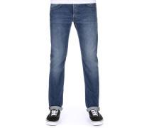 Ed-55 Regular Tapered Herren Jeans night blue trip