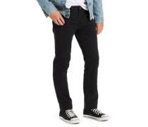 511 Slim Jeans miner black bi-str