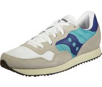 Dxn Vintage Schuhe blau türkis weiß