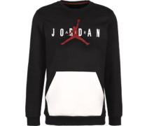 Jumpman Air Graphic weater chwarz weiß