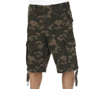 New Cargo Herren Shorts camo