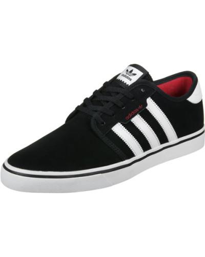 adidas Herren Seeley Schuhe schwarz rot Kosten Mode Online-Verkauf Erscheinungsdaten Verkauf Online Verkauf In Deutschland slu7wCSn7V