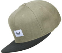 Pitchout 6-Panel Snapback beige