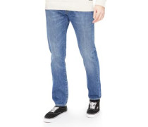 Ed-55 Regular Tapered Jeans clean wash