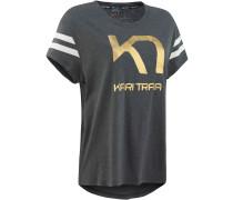 Vide Damen T-Shirt grau
