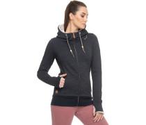 LIBERTY A ORGANIC W Hooded Zipper