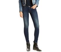 710 Super Skinny Jeans Damen reign or shine