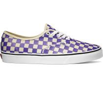 Authentic Schuhe lila weiß