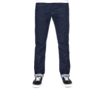 Ed-55 Regular Tapered Jeans night blue rinsed
