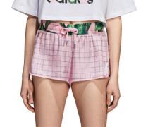 W Shorts pink