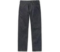 Marlow Edgewood Jeans blue rigid