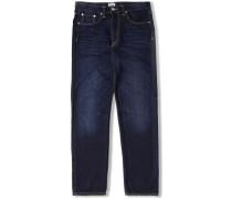 Ed-45 Loose Tapered Herren Jeans coal wash