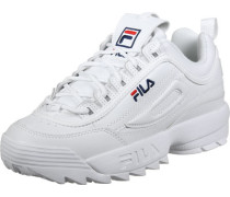 Disruptor Low W Lo Sneaker Schuhe white white