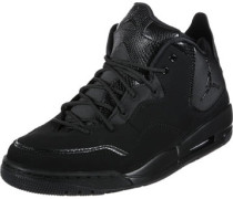 Courtside 23 Schuhe schwarz
