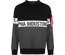 Al Stripe Herren Sweater schwarz
