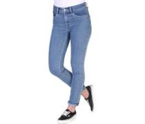 721 High Rise Skinny W Jeans wild sea