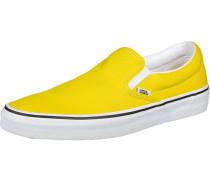 Classic Slip-On Schuhe gelb
