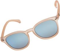Bandwagon Sonnenbrille beige blau