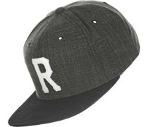 Homerun Tweed Cap grau