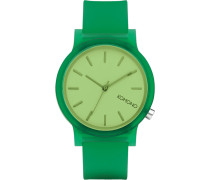 Mono Uhr grün