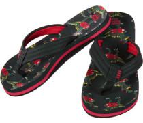 Ahi Sandalen schwarz