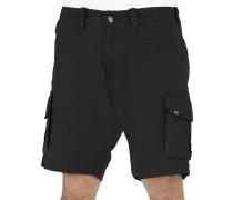 City Cargo Herren Shorts schwarz