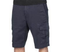 Straight Soft Shorts Herren blau EU