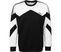 Palmeston Crew Sweater Herren schwarz weiß EU
