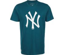 MLB eaonal Team Logo New York Yankee Herren T-hirt blau