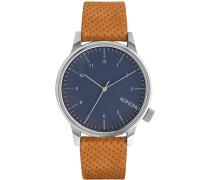 Winston Uhr braun blau
